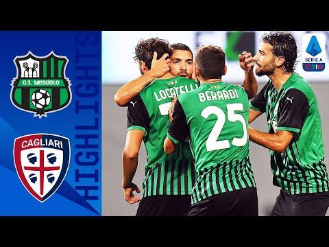 Sassuolo 1-1 Cagliari | A Simeone risponde Bourabia | Serie A TIM