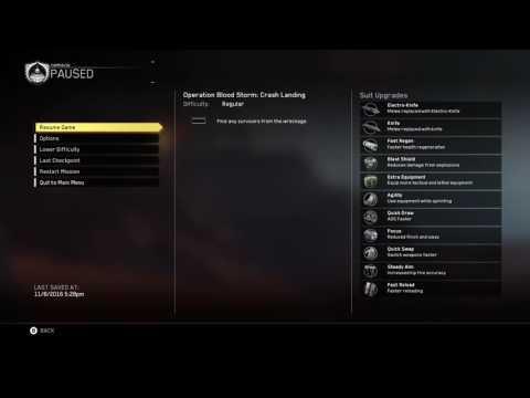Infinite Warfare [SPOILERS] - Olympus Mons Crashing