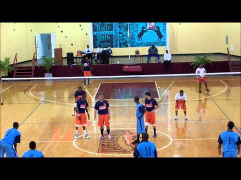 Bahamas High School Volleyball Nationals 2011 (Pilot)