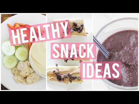 Healthy Snack Ideas (Gluten Free) | Kendra Atkins