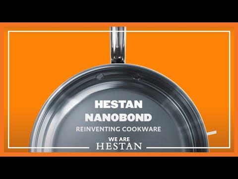 Hestan Nanobond: Reinventing Cookware