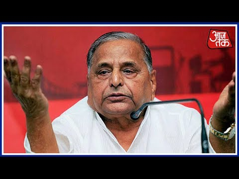 Khabardaar: China Ready To Attack India In Collaboration With Pakistan: Mulayam Singh Yadav*