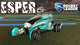 Esper | Starbase ARC Field | Car Preview | Rocket League