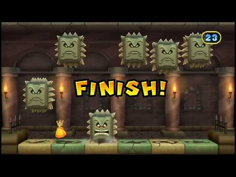 Mario Party 9 〇 Thwomper Room【Daisy Wins by Doing Absolutely Nothing】