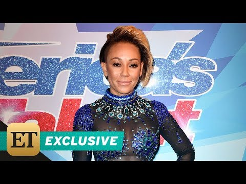 Download Youtube: EXCLUSIVE: Mel B Laughs Off 'Embarrassing' References to Her Single Life During 'AGT' Live Show