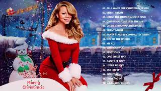 Gambar cover Best Christmas Songs By Mariah Carey - Mariah Carey Christmas Full Album 2019
