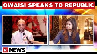 Asaduddin Owaisi FULL Interview: CM Mamata Did Nothing For Minorities; Brought BJP To WB
