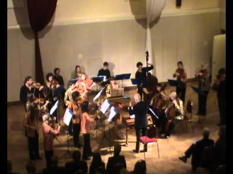 Locatelli Introduzione teatrale op. 4 no. 4: Ton Koopman and  EU Baroque Orchestra live