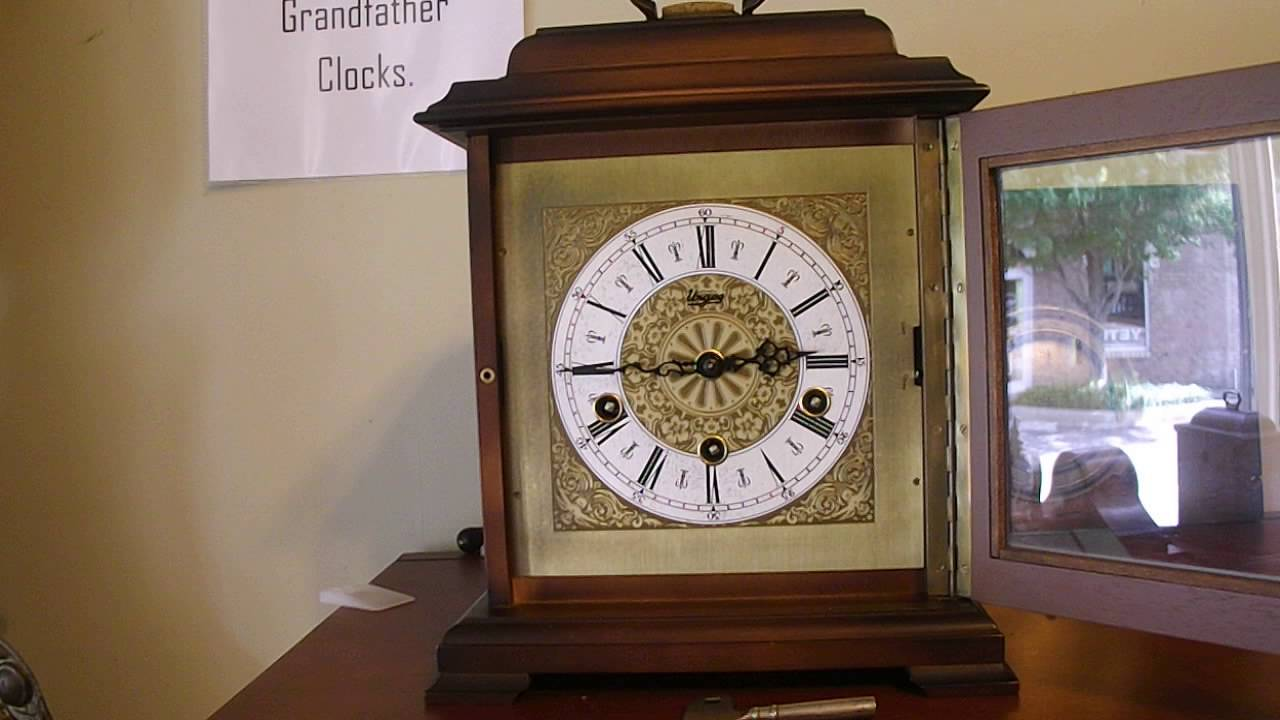 Urgos westminster chime mantel clock youtube urgos westminster chime mantel clock amipublicfo Choice Image