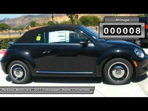 2015 Volkswagen Beetle Convertible Valencia CA 2159374
