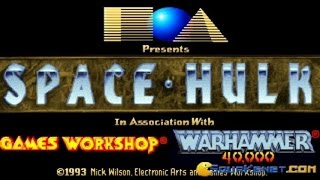 Space Hulk gameplay (PC Game, 1993)