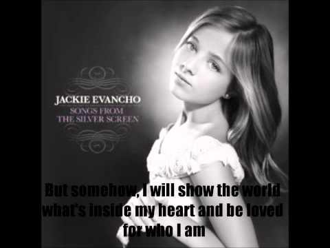 Jackie Evancho - Reflection