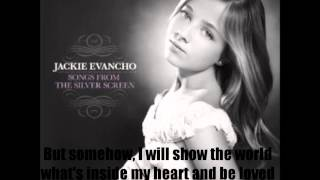 Jackie Evancho - Reflection