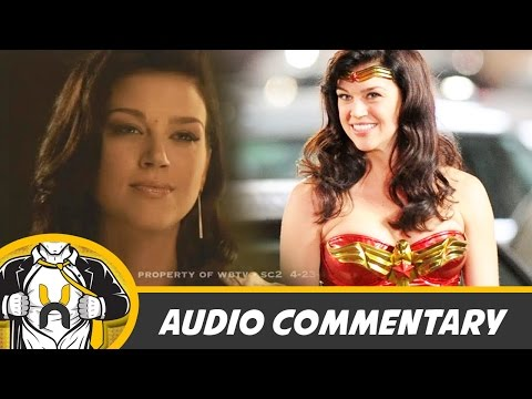 Wonder Woman (2011) Pilot Audio Commentary