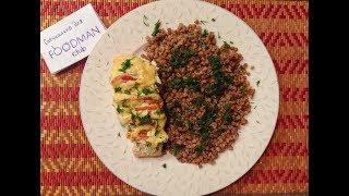 Запеченное куриное филе в сметанном соусе: рецепт от Foodman.club