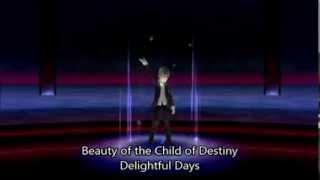 Beauty of Destiny~Nightcore Lyrics
