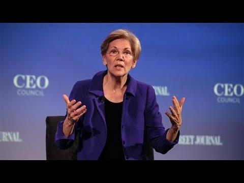 Sen. Elizabeth Warren on Election 2016