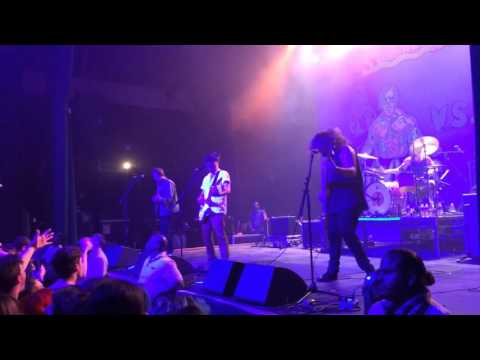Wavves-Green Eyes Live at the Fonda March 3, 2016