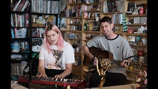 Tigers Jaw: NPR Music Tiny Desk Concert