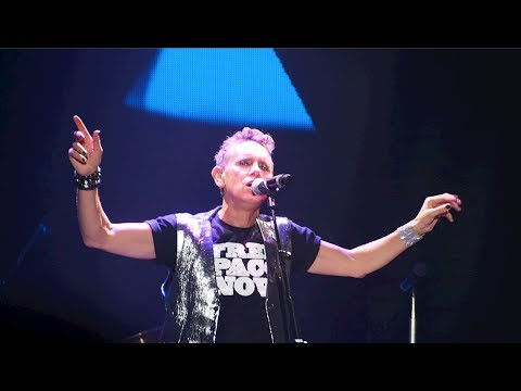Depeche Mode (Martin L. Gore) - But not tonight - Live in Lyon HD / Jan 2014 TODshow