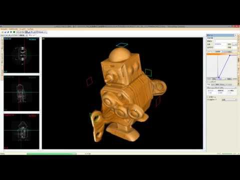 ブツ切りで中身のチェック!X線産業コンピュータ断層撮影装置「NAOMi-CT NINJA」