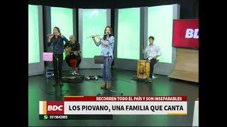 Los Piovano Folclore en Bien de Córdoba