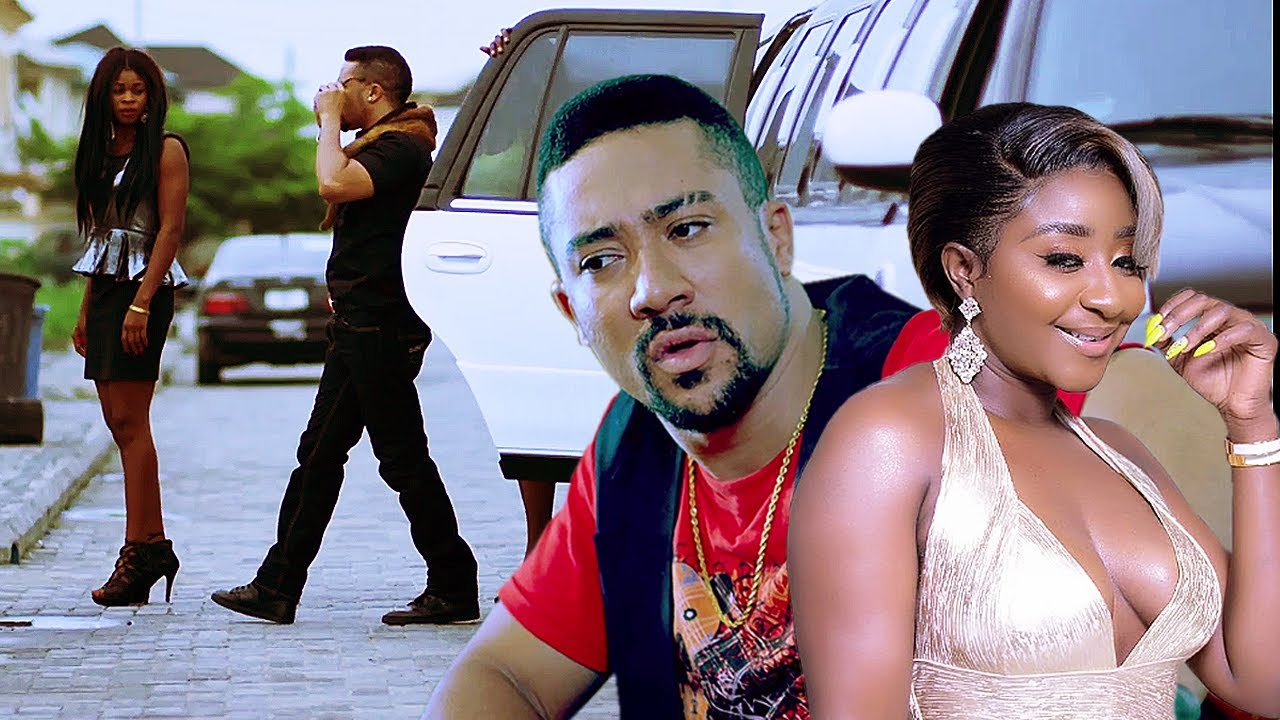 Download WHEN A WOMAN MET DAT PERFECT MAN WITH A GOLDEN HEART [ Majid//Ini Edo Luv Movie ] - Nigerian Movies