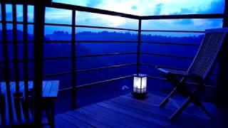九十九湾が神秘的な色をたたえながら広がって・・・・