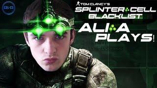 Ali-A Plays - Splinter Cell: Blacklist MULTIPLAYER! #1 Spies vs MERCS Gameplay!