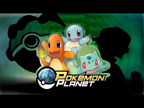 Pokemon Planet: Mining and chilling