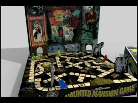The Haunted Mansion Game By Lakeside   A 3D Visualization   YouTube