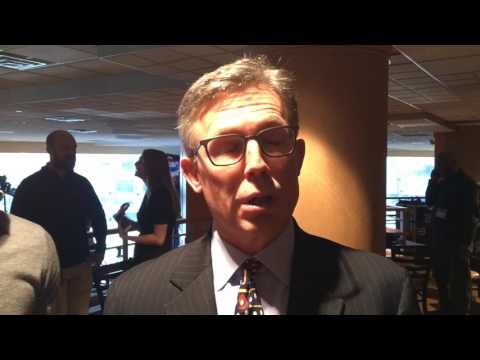 Indians owner Paul Dolan discusses 2019 MLB All-Star Game in Cleveland