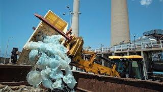Крупнейшая израильская электростанция страдает от наплыва медуз (новости)