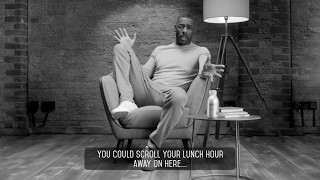 Purdey's + Idris Elba: #ThriveOn | Power Your Day