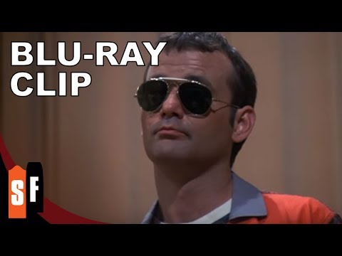 Where The Buffalo Roam (1980) - Clip 1: Dr. Thompson At The Hospital