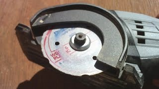 This is a review of the Dremel Saw-Max Rotary Saw. It is not a full...