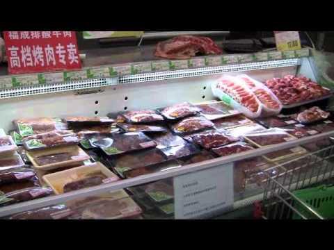 Chaoshifa Supermarket in Beijing.wmv