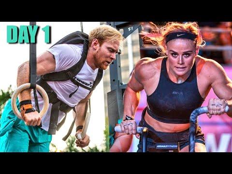 "WODAPALOOZA: Day 1 // Hero Workout ""Luce"" And Sprint Event"