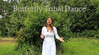 Butterfly Tribal Dance