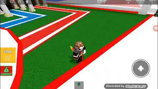 I play with my friend on Roblox