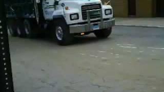 Mack Dump Truck