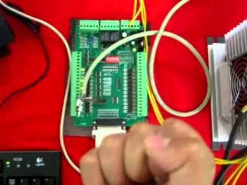 Ac Disconnect Wiring Mach3 With Servo Motor Connection Control Youtube