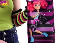 обзор на Howleen Wolf Dance Class Monster High (Хоулин Вульф Танцевальная Школа Монстров) Y0431
