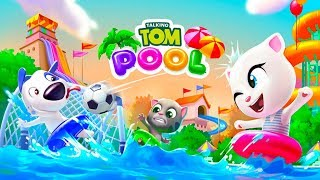 Talking Tom Pool New Update World Cup 2018 - The Championship #1