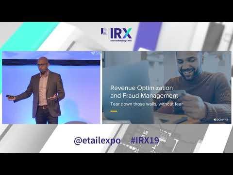 IRX 2019 - Indy Guha, Signifyd - Unlocking Omnichannel Growth