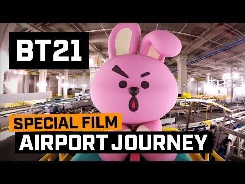 [BT21] BT21's Airport Journey - COOKY