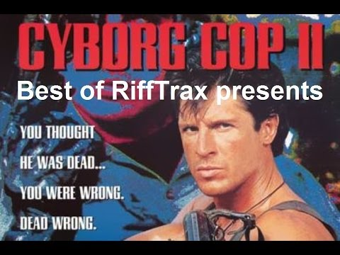 Best of RiffTrax Cyborg 2