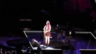 Chandelier (Sia cover) - Sara Bareilles - Live (San Diego 8-9-14)