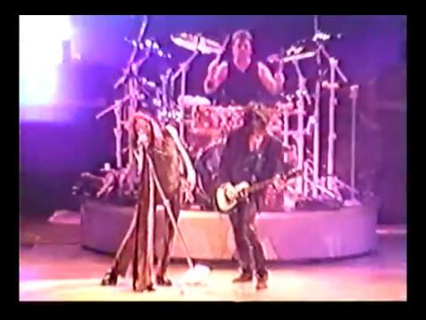 Aerosmith 1998-01-13 Albany, NY