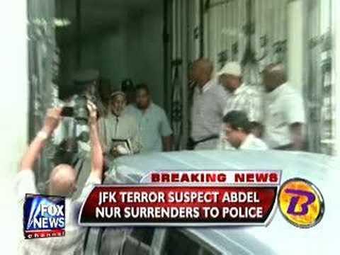 Trinidadian Terror Suspect on American News